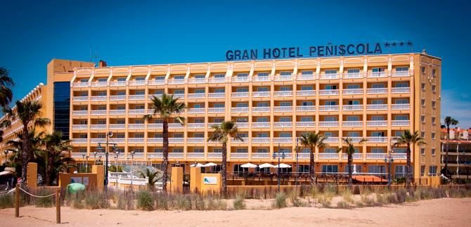Gran Hotel Peñíscola, exemple de dinamisme
